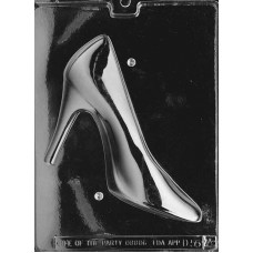 Chocolate Mold 3D High Heel Shoe by Life of the Party