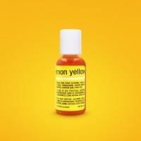 Liqua-Gel Food Coloring Lemon Yellow 20 g by ChefMaster