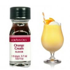 Essence Crème à l'orange de LorAnn Oil Gourmet