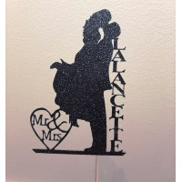 Custom Cake Topper by Maman Gato & Cie