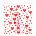 Stencil Pattern - Hearts, Stars and Dots by Maman Gato & Cie