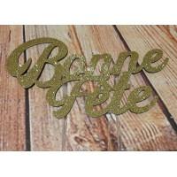 ''Bonne Fête'' Cake Topper by Maman Gato & Cie