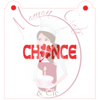 Stencil ''Chance'' - 4 Leaf Clover by Maman Gato & Cie