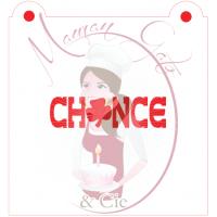 Stencil ''Chance'' - 3 Leaf Clover by Maman Gato & Cie