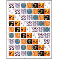 Transfer - Halloween Patterns by Maman Gato & Cie