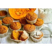 Recipe for Spicy Pumpkin Cake (Cupcakes) by Maman Gato & Cie