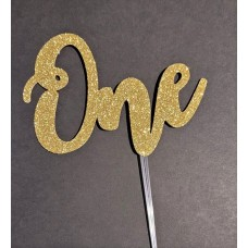 One Cake Topper by Maman Gato & Cie