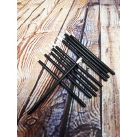 Paint Brush - Black - PYO - Pack of 10 by Maman Gato & Cie