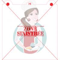 Stencil ''Zone Sinistrée''  by Maman Gato & Cie