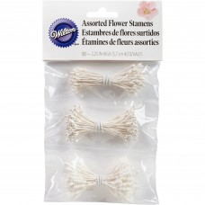 Flower Stamens Assorted by Wilton
