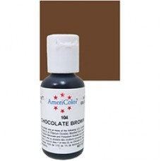 Americolor Chocolate Brown - 21 g