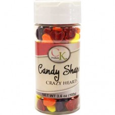 Bonbons Durs Coeurs Multicolors Candy Shapes de Ck Products