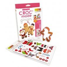 """Kit """"Croc'Mode Ginger"""" de Scrapcooking *Commande Spéciale*"""