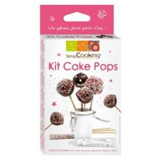 Kit Cake Pops de Scrapcooking *Commande Spéciale*