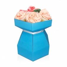 Cupcake Bouquet Box Kit - Blue