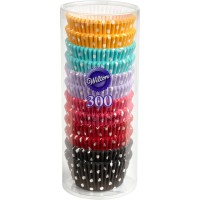 Paper Baking Cups Polka Dots Liners by Wilton