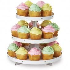Cupcake Stand - White - Wilton