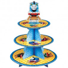 Cupcake Stand - Thomas and Friends - Wilton