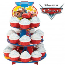Cupcake Stand - Cars - Wilton