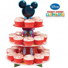 Cupcake Stand - Mickey Mouse Club House - Wilton