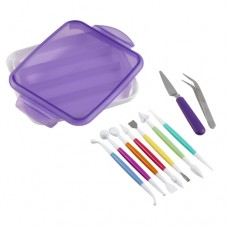 Fondant & Gum paste tool set by Wilton