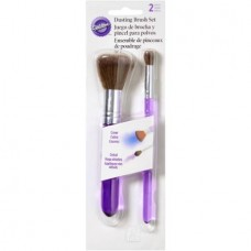 Dusting Brush set by Wilton