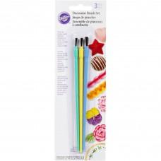 Decorator candy brush set by Wilton