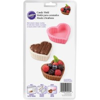 Heart Candy Shell Mold by Wilton