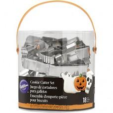 Baril d'emporte-pièce à biscuit d'Halloween de Wilton