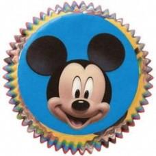 Caissette en papier Mickey Mouse de Wilton