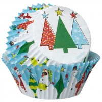 Paper Baking Cups Merry & Sweet by Wilton