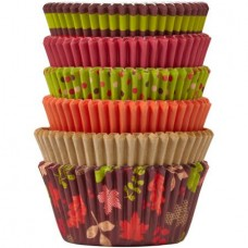 Paper Baking Cups Autumn Liners by Wilton