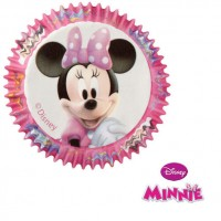 Paper Baking Cups Minnie Mouse by Wilton