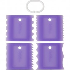 Cake Combs 4 Piece Set by Wilton