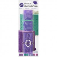 Icing Comb Set of 4 by Wilton