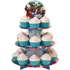 Cupcake Stand - Avengers - Wilton