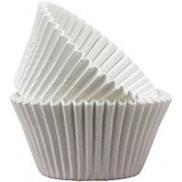 Paper Baking Cups White by Wilton
