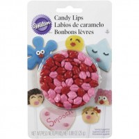 Candy Lips Pink & Red by Wilton