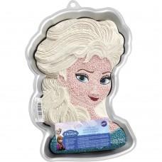 Moule àGâteau Elsa, la reine des neiges de Wilton