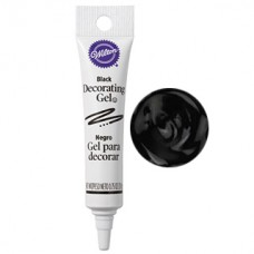 Decorating Piping Gel Black by Wilton