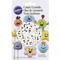 Candy Eyeballs Small by Wilton