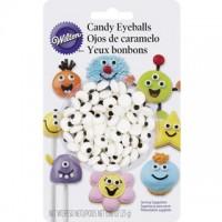 Candy Eyeballs Small by Wilton
