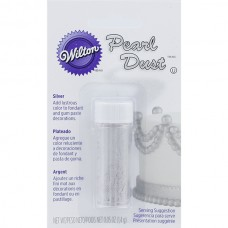Poudre Perlée Argent de Wilton