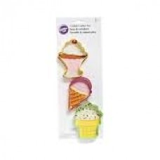 Cookie Cutter Set - Iced Treats by Wilton