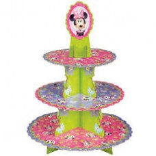 Cupcake Stand - Minnie Mouse - Wilton
