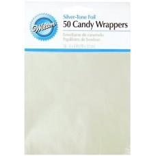 Foil Wrapper - Silver by Wilton