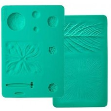 Silicone Flower Impression Mold by Wilton
