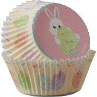 Paper Baking Cups Easter Bunny by Wilton