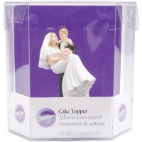 Threshold Of Happiness Cake Topper by Wilton