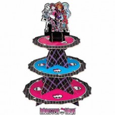 Cupcake Stand - Monster High - Wilton